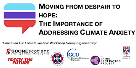 Education for Climate Justice: Moving from Despair to Hope (Event 3 of 3) tickets