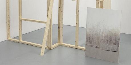 Présence d'Isabelle Falardeau - Exposition Construire. billets