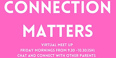 Connection Matters tickets