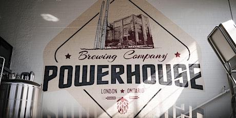 Powerhouse Brewery - Virtual Beer Tasting tickets
