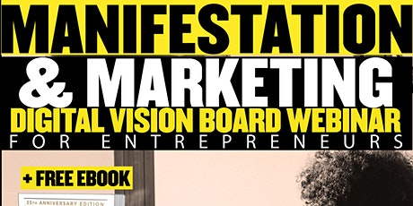 How to Create a Digital Vision Board With Intention & Purpose + FREE EBOOK tickets