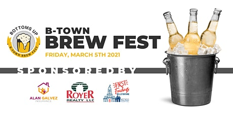 B-Town Brew Fest tickets