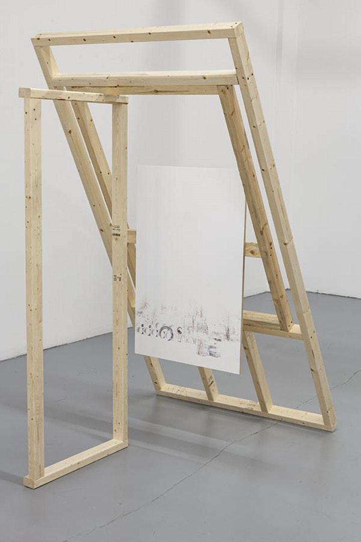 Image de Présence d'Isabelle Falardeau - Exposition Construire.