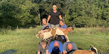 Goat Yoga - Goat's Gym tickets
