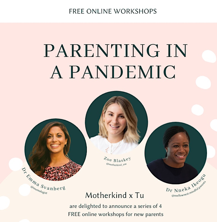 Parenting in a Pandemic image