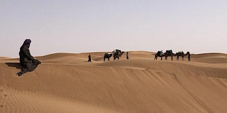 Voyage (virtuel) dans le Désert au Maroc billets