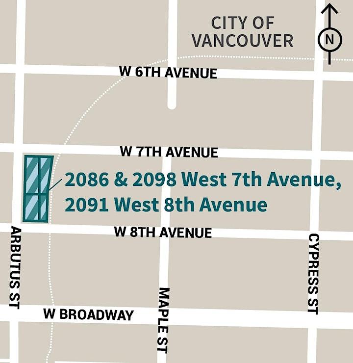 West 8th Ave Neighbourhood Dialogue image