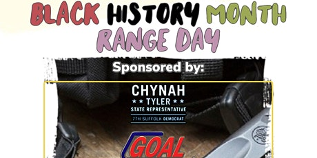Black History Month Range Day tickets