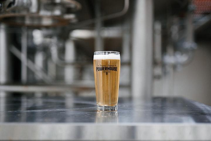 Powerhouse Brewery - Virtual Beer Tasting image