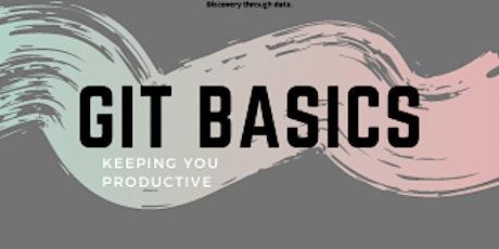 Git Basics tickets