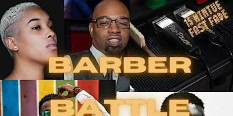 Barber Battle @ African Diaspora Hair Braiding Trade Show tickets