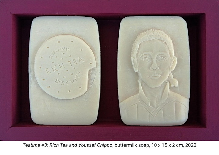 Soap carving workshop with Lee Cutter image