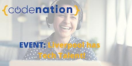 Liverpool has Tech Talent! tickets