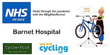 Dr Bike - Barnet Hospital tickets