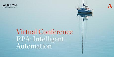 RPA: Intelligent Automation tickets