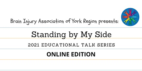 Standing by My Side - 2021 BIAYR Educational Talk Series tickets