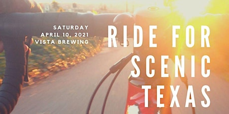 Ride for Scenic Texas tickets