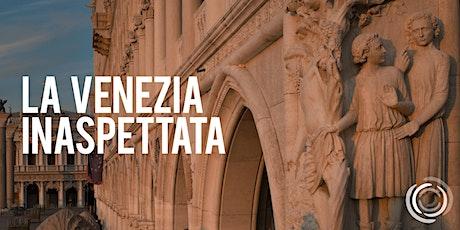 La Venezia Inaspettata: Tour Virtuale in Italiano biglietti
