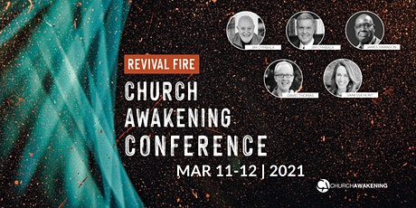 Church Awakening Conference 2021 tickets