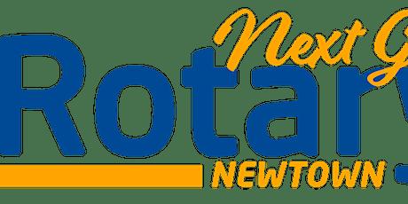 NextGen Rotary Newtown Happy Hour tickets