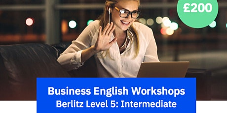 Business English Workshop tickets