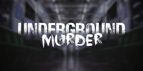 Virtual Escape Room: Underground Murder (mini fundraiser) tickets