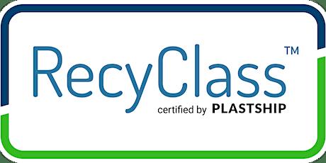 Rezyklatgehalt nachweisen mit RecyClass Tickets