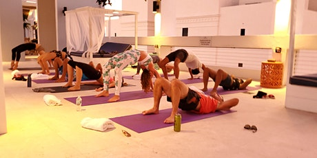 Rooftop Yoga Class tickets