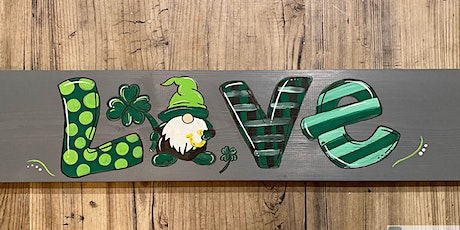Lucky Gnome Paint Class tickets