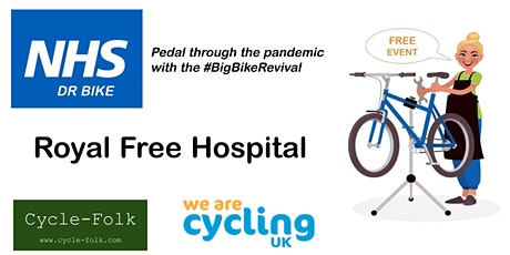 Dr Bike - Royal Free Hospital tickets