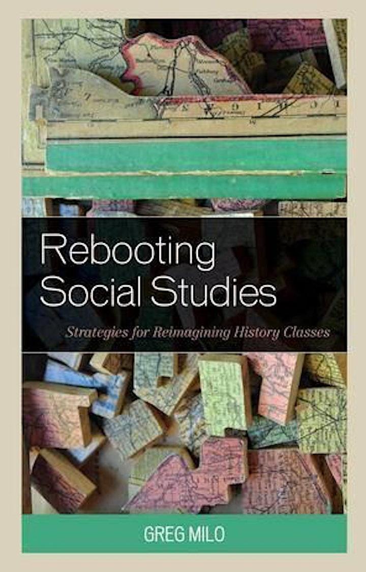 Teacher Talk: Rebooting Social Studies with Greg Milo image