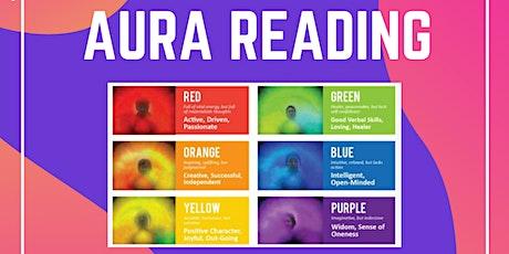 Aura Reading (FREE) tickets