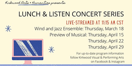 Wind and Jazz Ensemble: Lunch and Listen tickets