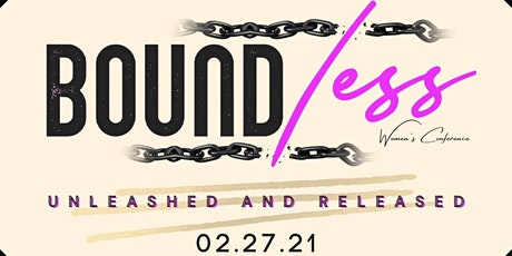 Boundless Women's Conference 2021 tickets