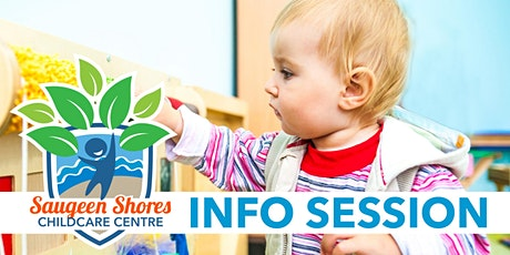 Saugeen Shores Childcare Centre Information Session, March 2021 tickets