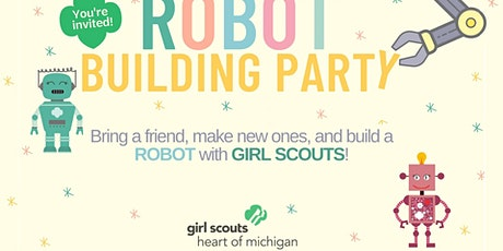 Isabella County Event - Robot Building Party! tickets