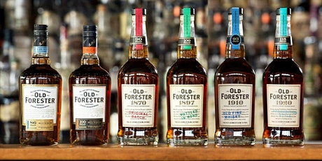Old Forester Dinner Pairing tickets
