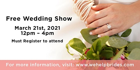 2021 Wedding University Bridal Showcase tickets