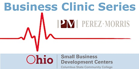 Business Clinic Series - Business Entities tickets