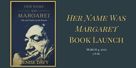 Her Name Was Margaret Book Launch tickets