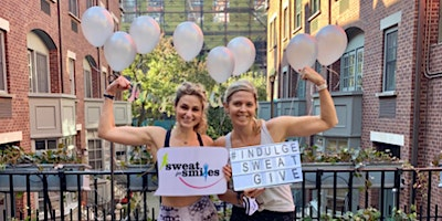 Sweat for Smiles Party-To-Go: Power Up for Women's Day!