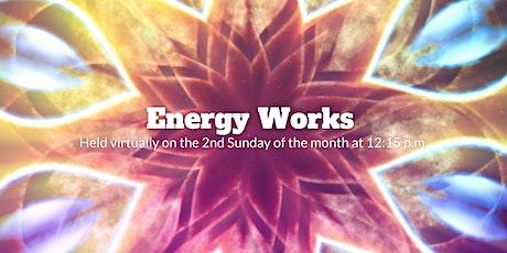 Energy Works ingressos