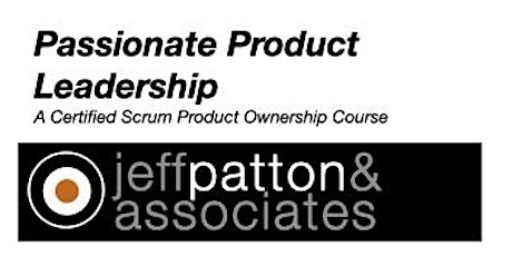 Live Online Passionate Product Leadership Workshop - US/EUR -APR tickets
