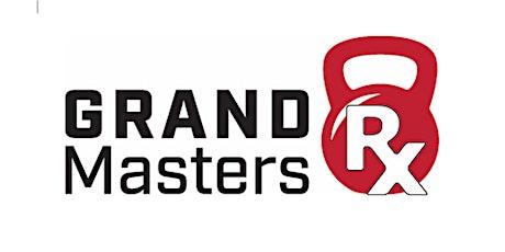 GrandMastersRx Training Method tickets