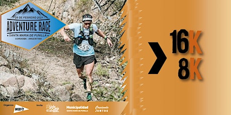ADVENTURE RACE - Santa Maria de Punilla - entradas