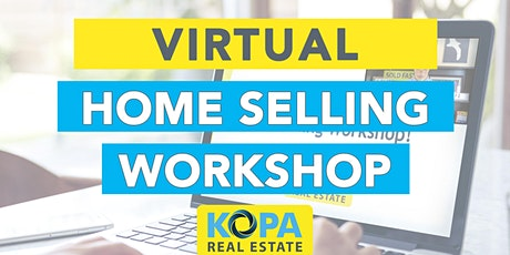Free Austin Home Selling Online Workshop tickets