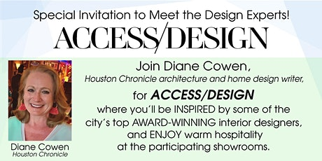 ACCESS/DESIGN - Meet the Design Experts! tickets