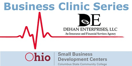 Business Clinic Series - Business Insurance tickets