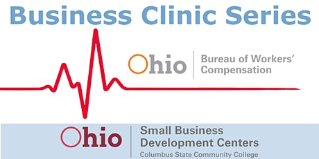 Copy of Business Clinic Series - Workers' Compensation tickets