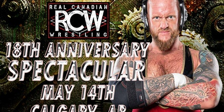 RCW 18th Anniversary Spectacular tickets